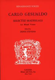 Carlo Gesualdo Selected Madrigals