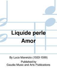 Liquide perle Amor