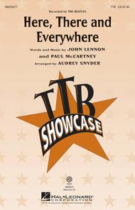 Here, There and Everywhere - ShowTrax CD