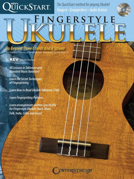 Kev's QuickStart for Fingerstyle Ukulele