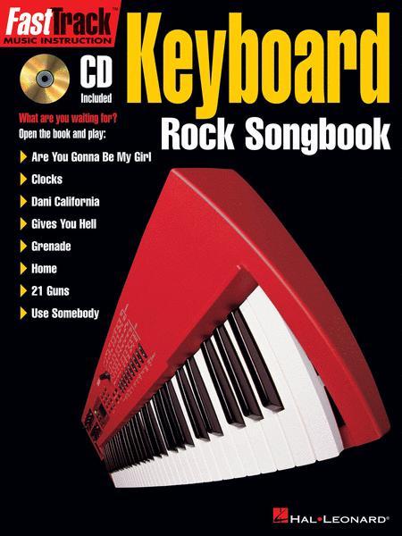 FastTrack Keyboard Rock Songbook