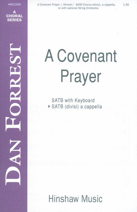 A Covenant Prayer (a Cappella)