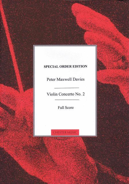 Violin Concerto No. 2 (Fiddler on the Shore)