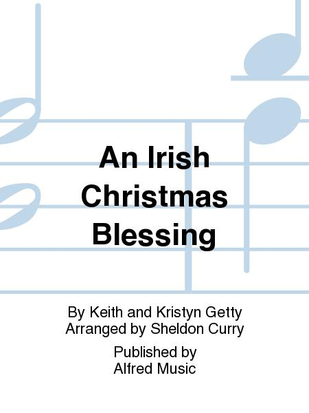 preview an irish christmas blessing