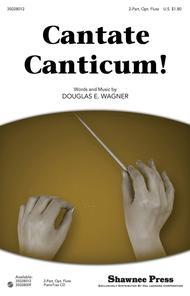 Cantate Canticum!