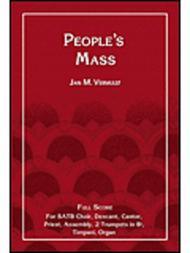 People's Mass - Full Score