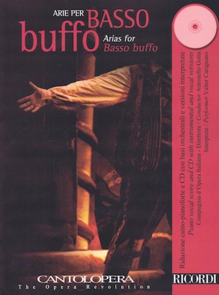 Arias for Basso Buffo