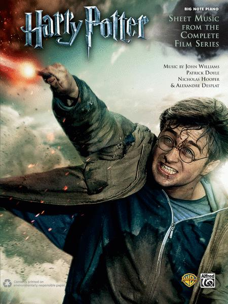 Harry Potter -- Sheet Music from the Complete Film Series