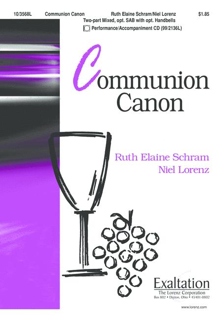 Communion Canon