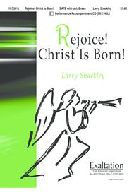Rejoice! Christ Is Born!