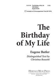 The Birthday of My Life
