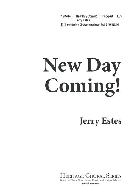 New Day Coming