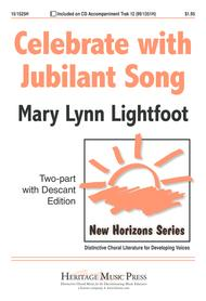 Celebrate with Jubilant Song