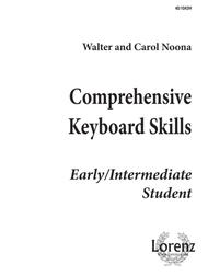 Noona Comp Keyboard Skills Early Intermediate Student