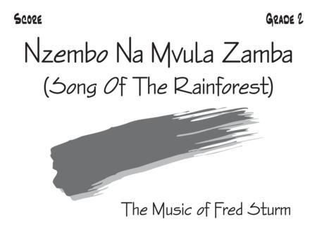 Nzembo Na Mvula Zamba - Score