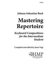 Mastering Repertoire: Bach