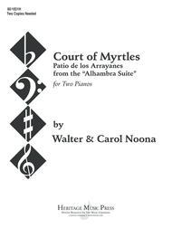 Court of Myrtles - Piano Duet