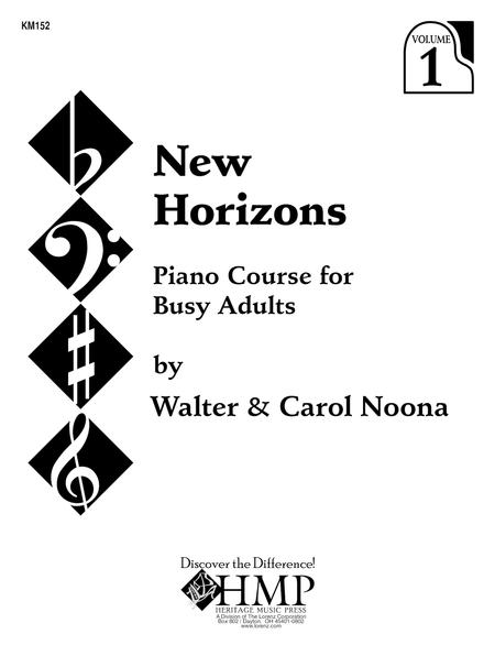 New Horizons Vol 1
