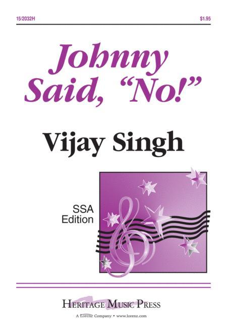 Johnny Said,