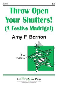 Throw Open Your Shutters!