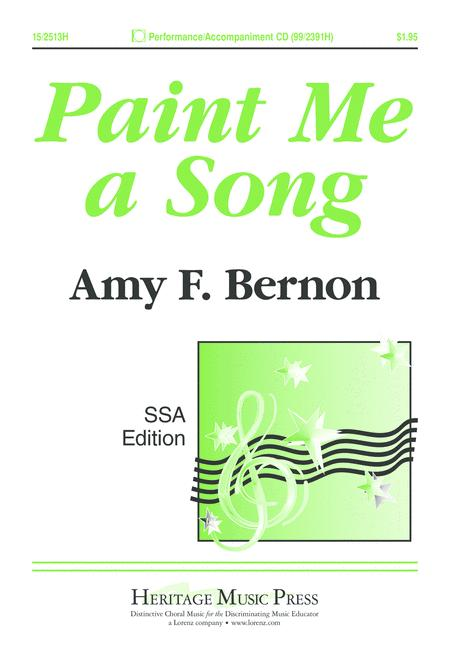 Paint Me a Song