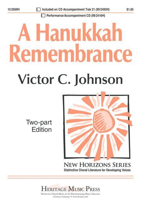 A Hanukkah Remembrance