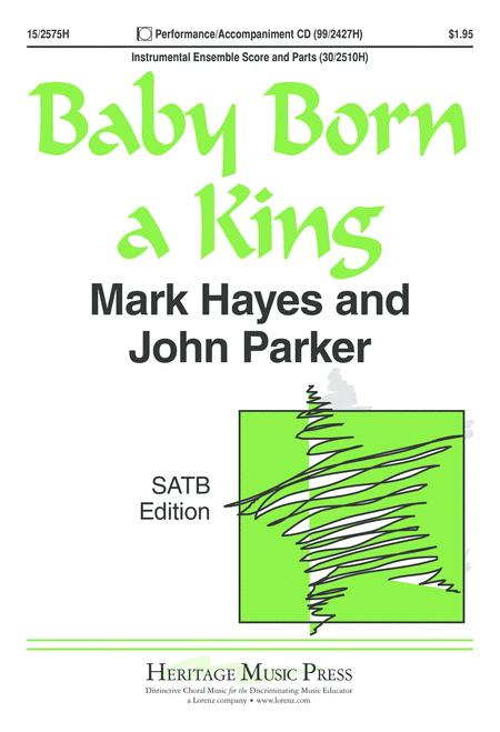 Baby Born a King