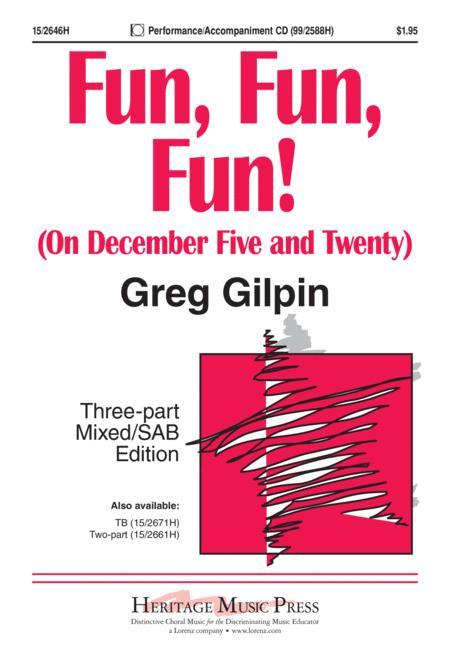 Fun, Fun, Fun!