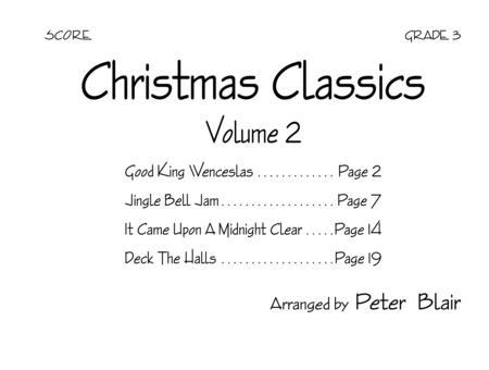 Christmas Classics, Vol. 2 - Score