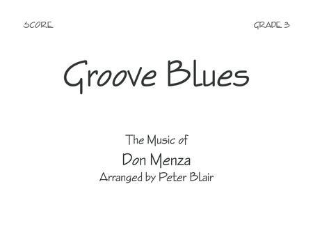 Groove Blues - Score