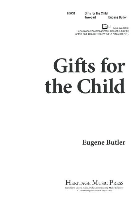 Gifts for the Child