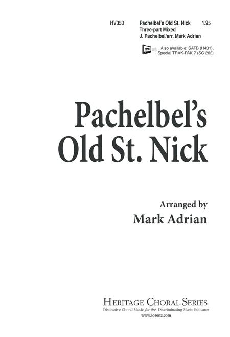 Pachelbel's Old St. Nick