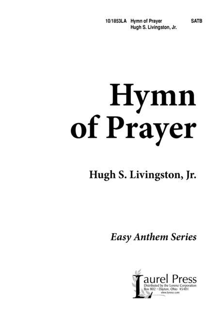 Hymn of Prayer