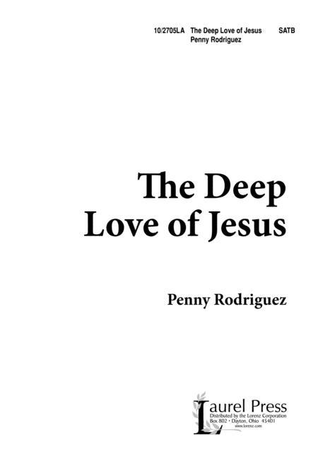 The Deep Love of Jesus
