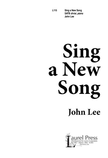 Sing A New Song