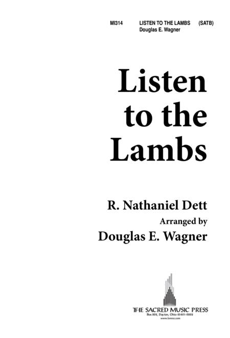 Listen to the Lambs
