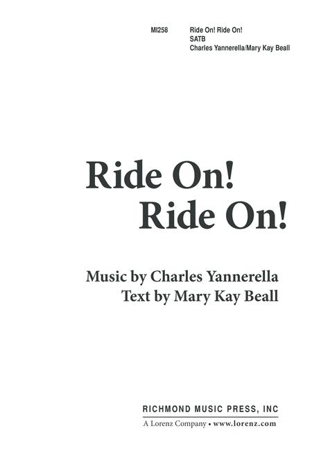Ride On, Ride On