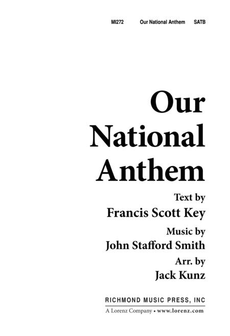 Our National Anthem