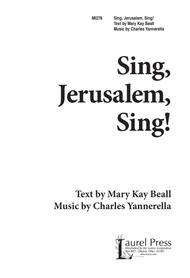 Sing, Jerusalem, Sing!