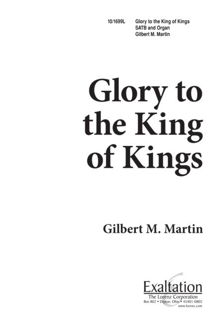 Glory to the King of Kings