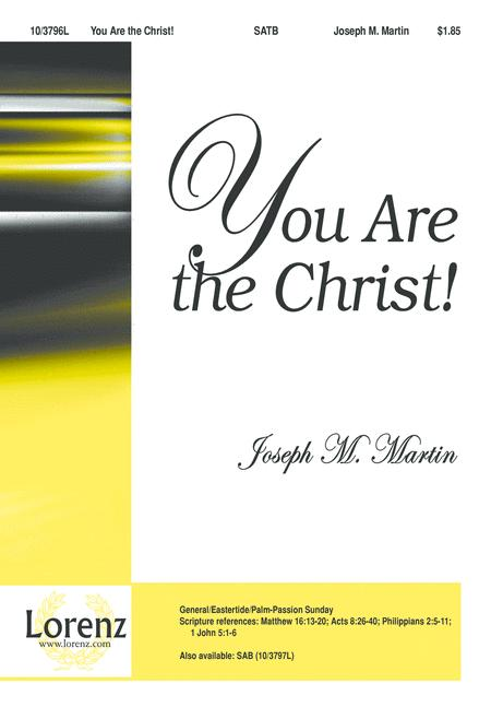 You Are the Christ!
