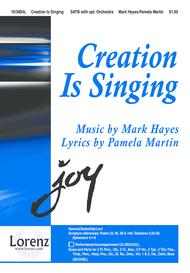 Creation Is Singing