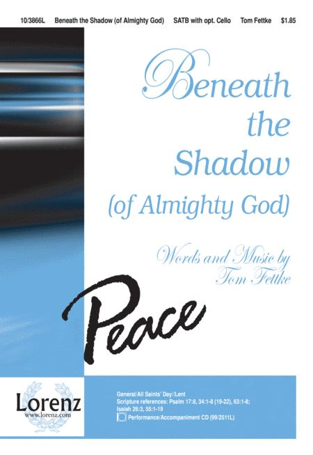 Beneath the Shadow (of Almighty God)