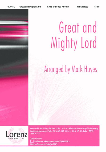Great and Mighty Lord