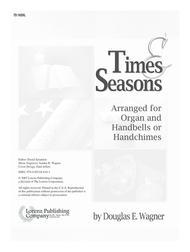 Times and Seasons - Organ/Handbell Score