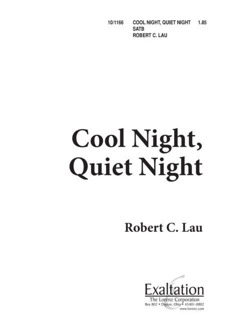 Cool Night, Quiet Night