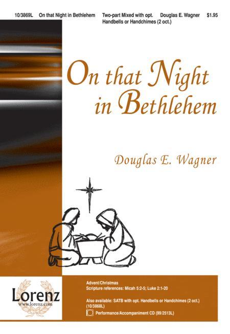 On that Night in Bethlehem