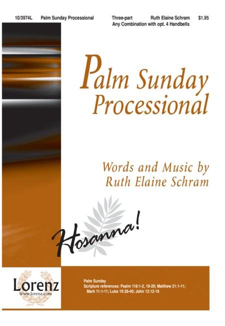 Palm Sunday Processional