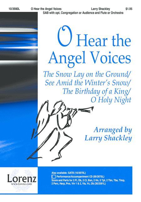 O Hear the Angel Voices