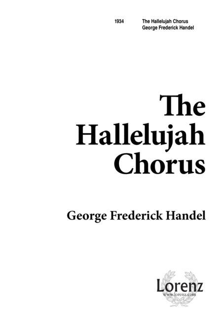 The Hallelujah Chorus